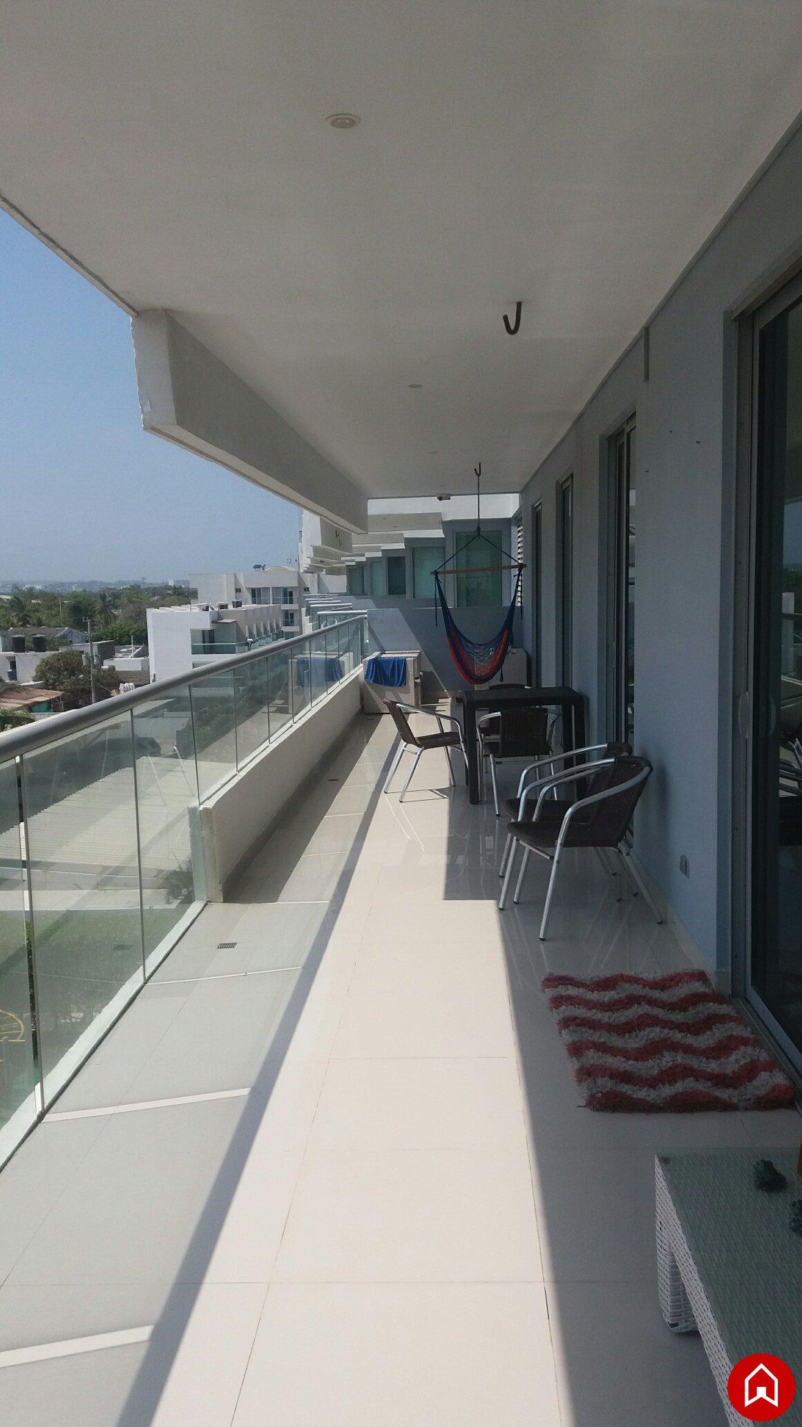 Apartamento En Arriendo En Crespo, Cartagena